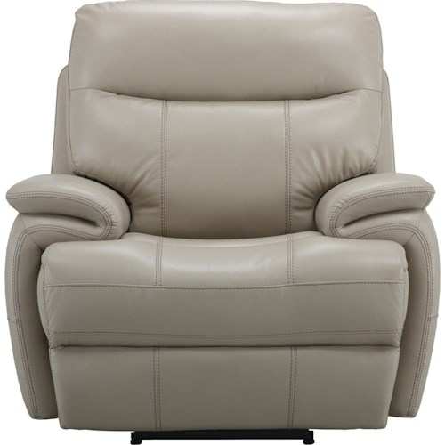 Parker Living Dylan Casual Power Recliner with Pillow Arms