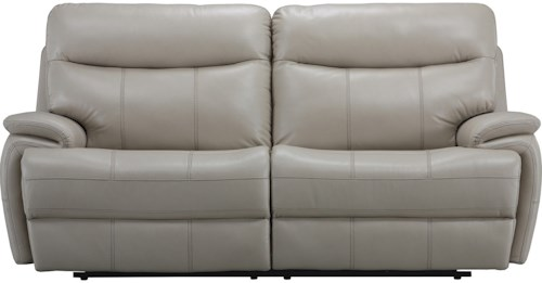 Parker Living Dylan Dual Reclining Two Cushion Sofa with Full Chaise Cushions