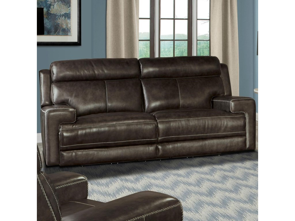 Parker Living GlacierDual Power Reclining Sofa