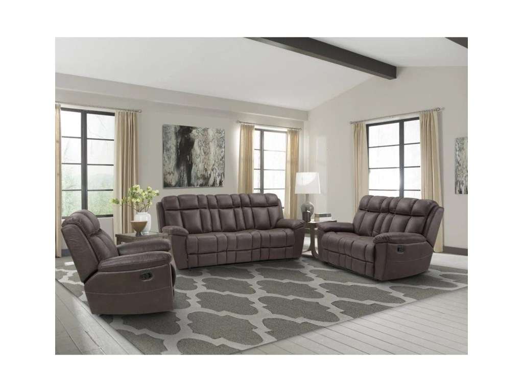 Paramount Living GoliathReclining Living Room Group