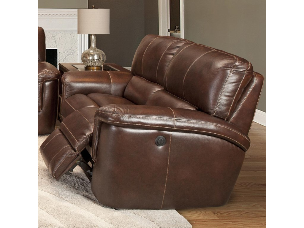 Parker Living HitchcockCasual Dual Reclining Power Loveseat