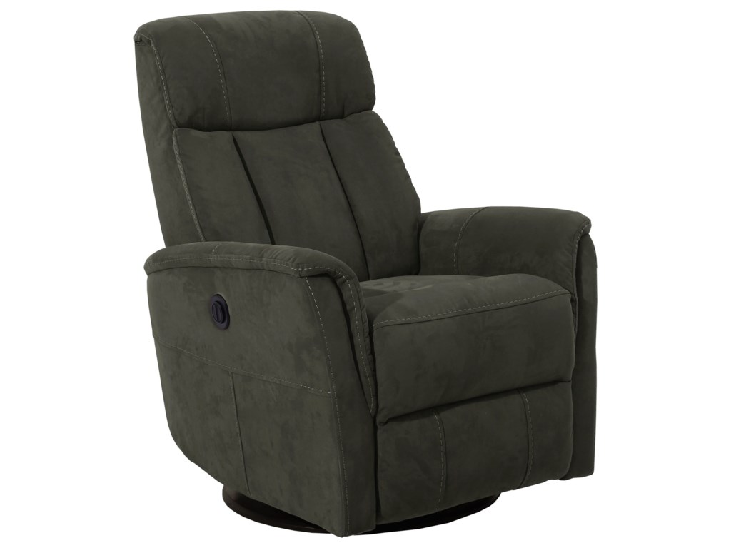 Parker Living Holmes Anywhere Power Swivel Recliner With Cord Free