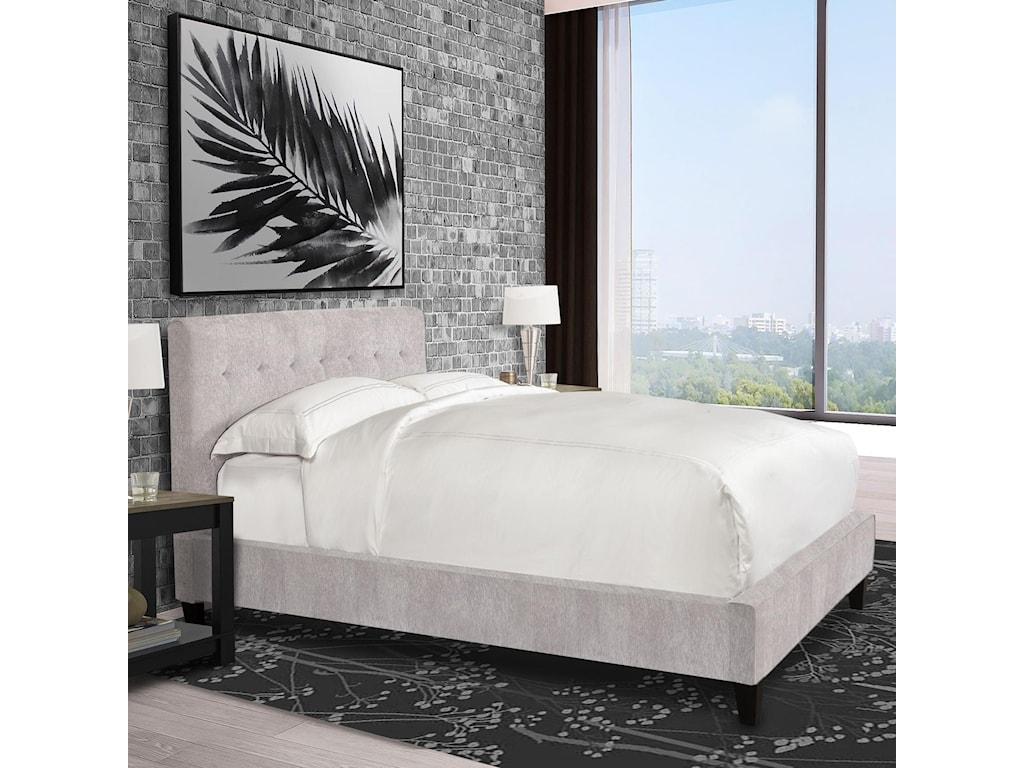 Parker Living JodyQueen Upholstered Bed