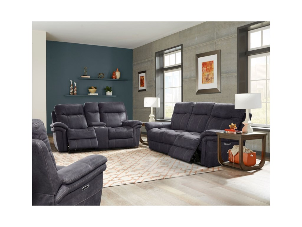 Parker Living MasonReclining Living Room Group