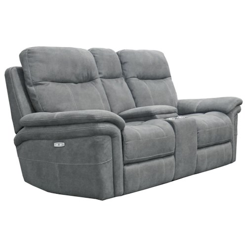 Parker Living Mason Casual Power Reclining Console