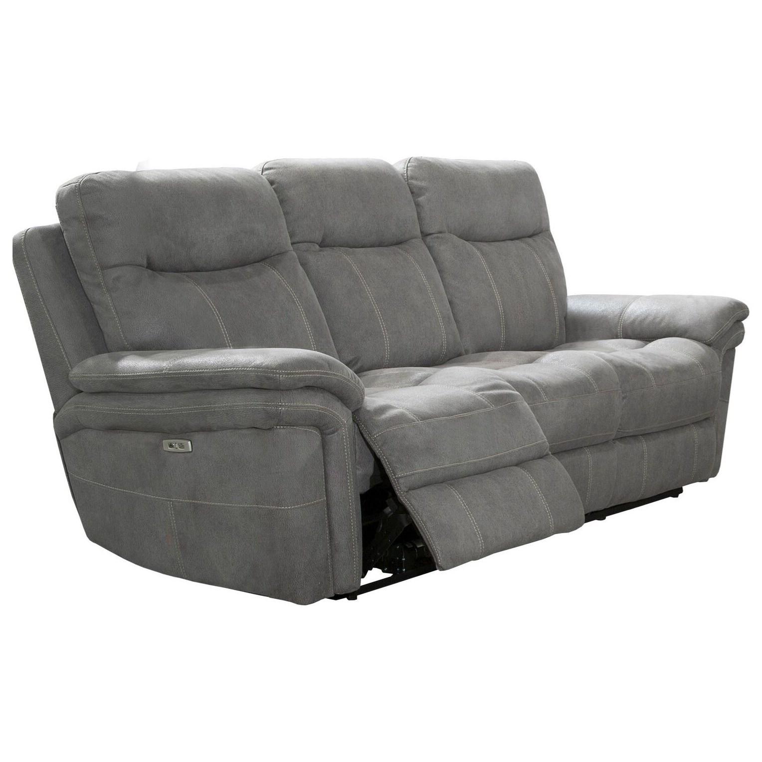 Parker Living MasonDual Recliner Power Sofa