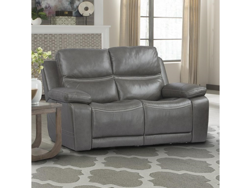 Paramount Living PalmerPower Reclining Loveseat