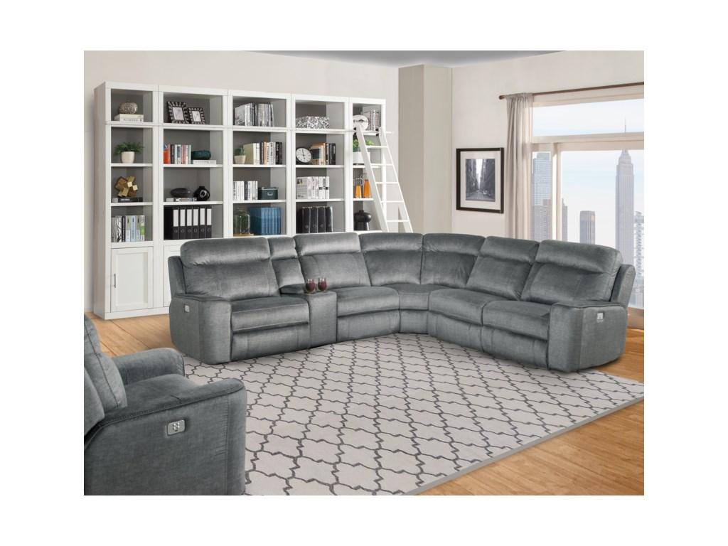 Parker Living ParthenonPower Reclining Living Room Group