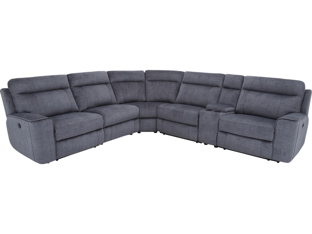 Parker Living ParthenonPower Reclining Sectional Sofa