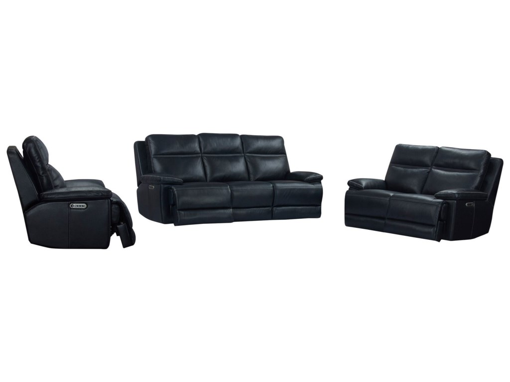 Parker Living PaxtonReclining Living Room Group
