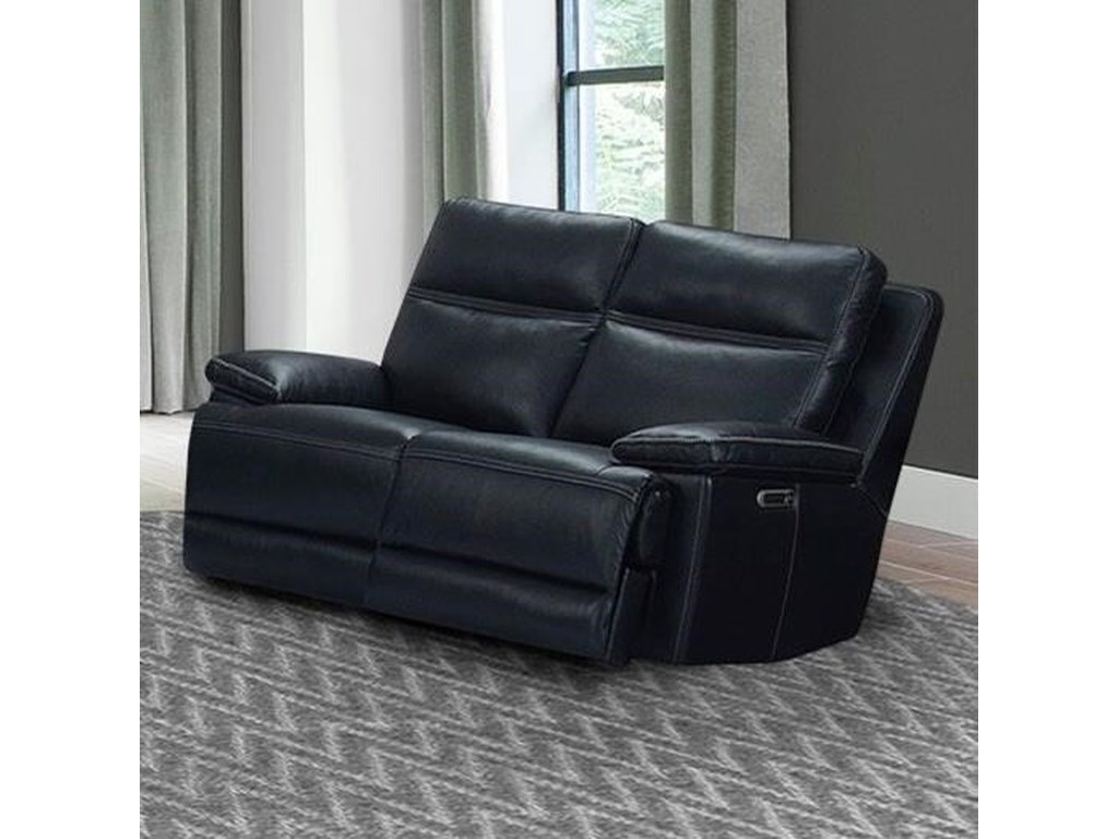 Parker Living PaxtonPower Reclining Loveseat with Power Headrest