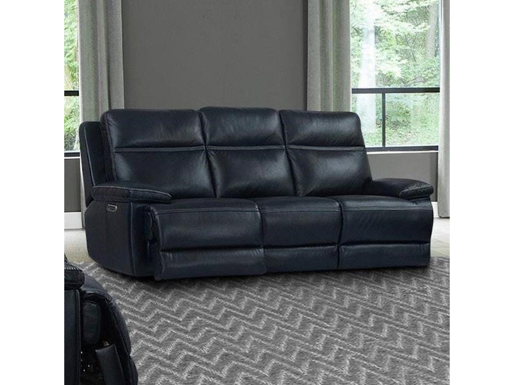 Parker Living PaxtonDual Reclining Sofa w/ Power Headrest