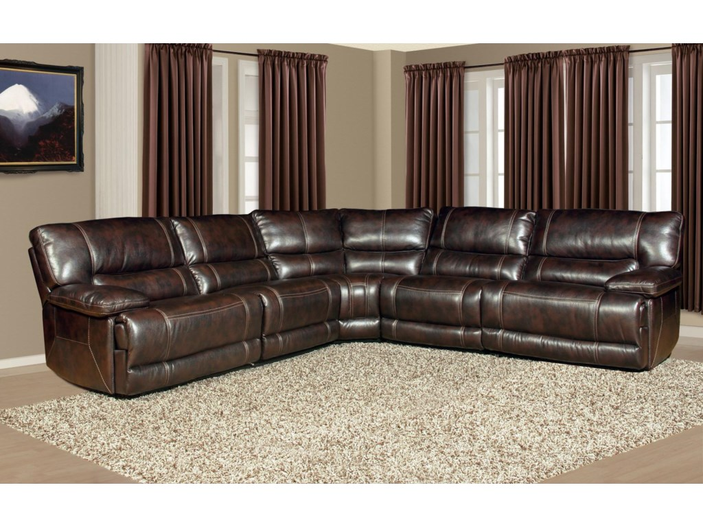 Parker Living Pegasus Reclining Sectional Sofa