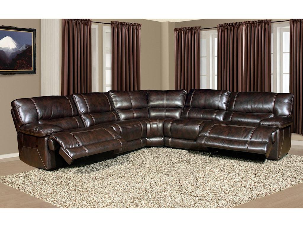 Parker Living PegasusPower Reclining Sectional Sofa