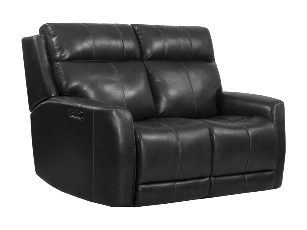 Parker Living PerkinsPower Loveseat w/ USB, Pwr Headrest & Lumbar