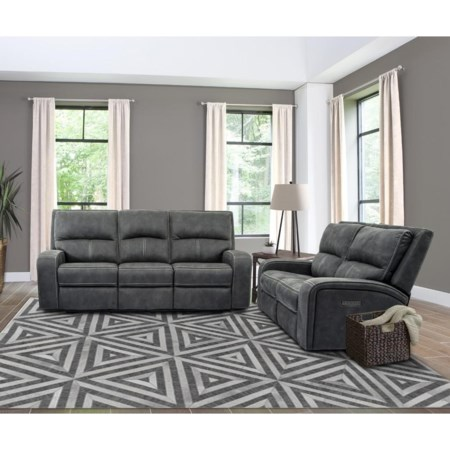 Reclining Living Room Groups In Tri Cities Johnson City