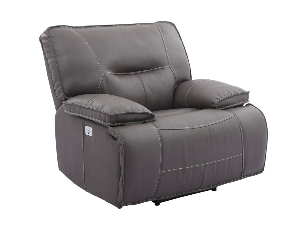 Parker Living GladiatorPower Recliner with USB and Power Headrest