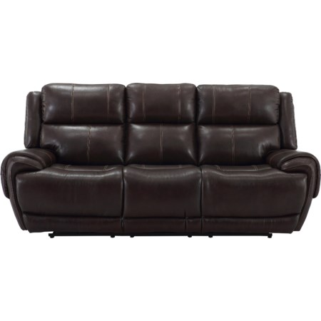 Power Dual Reclining Sofa