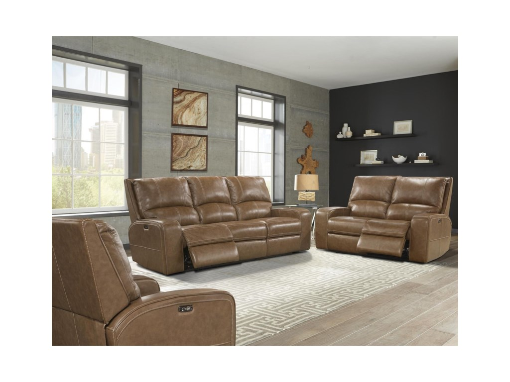 Paramount Living SwiftPower Reclining Living Room Group