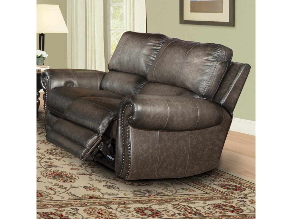 Parker Living Thurston ShadowTraditional Power Reclining Love Seat