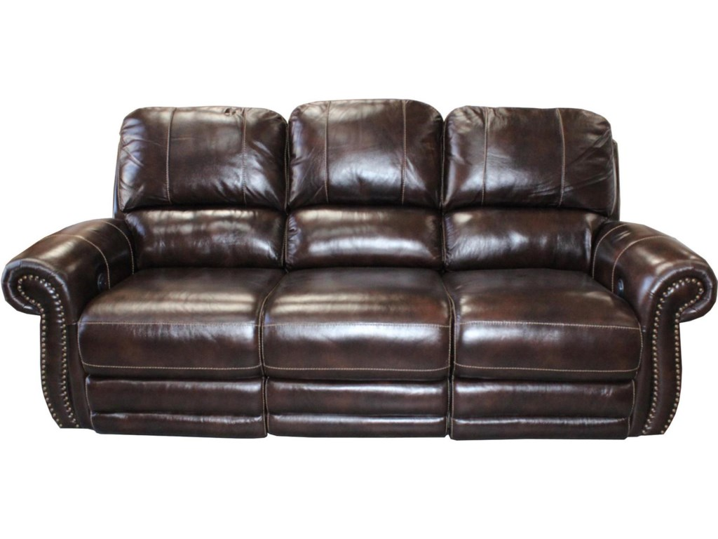 Traditional Reclining Sofa Smith Brothers 420 Traditional