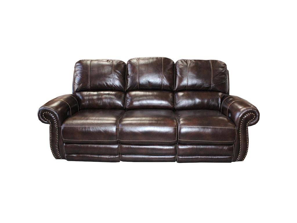 Parker Living Howelltraditional Reclining Sofa