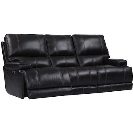 Power Reclining Cordless Sofa
