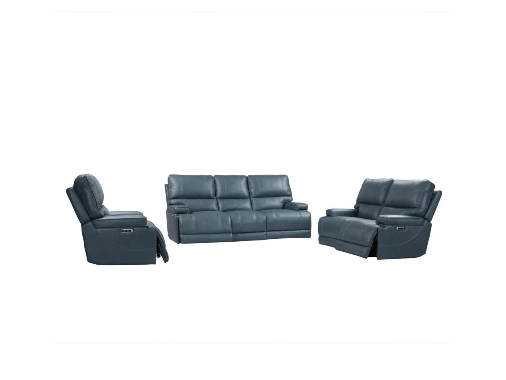 Paramount Living WhitmanReclining Living Room Group