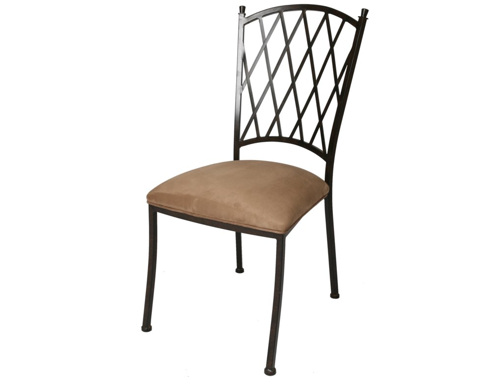 Pastel Minson AtriumDining Side Chair