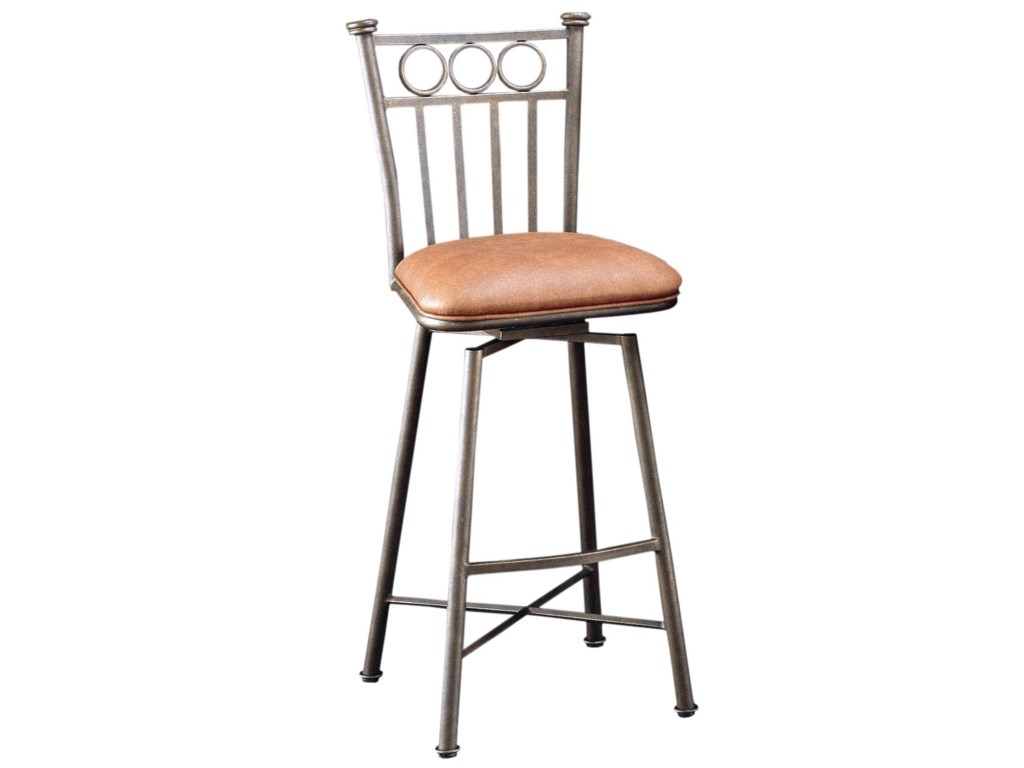 Barstool Shown May Not Represent Seat Height Indicated