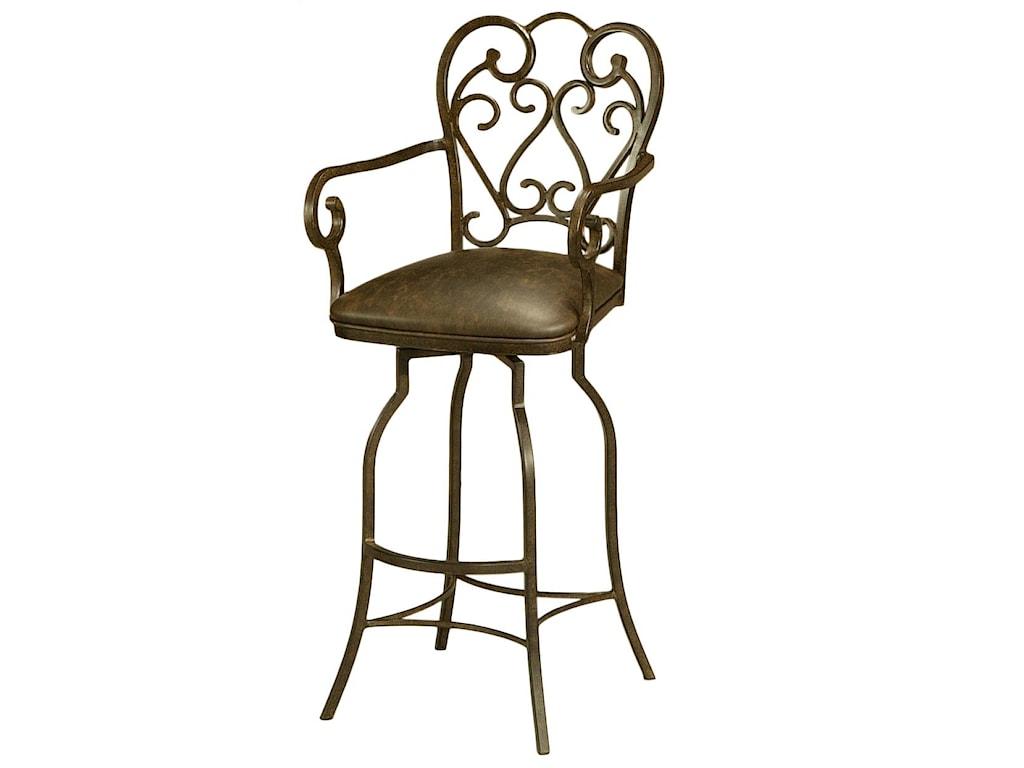 Pastel Minson Magnolia5 Piece Table & Chair Set