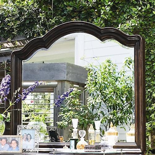 Paula Deen by Universal Paula Deen Home Decorative Landscape Mirror
