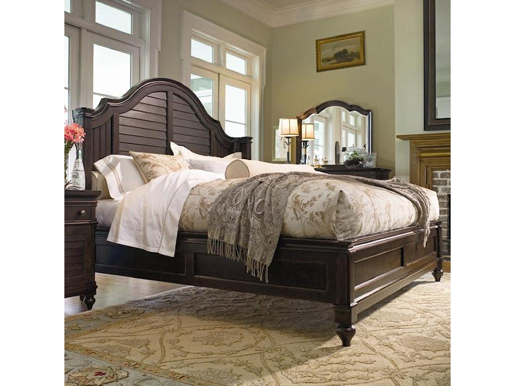 Paula Deen by Universal HomeQueen Steel Magnolia Bed