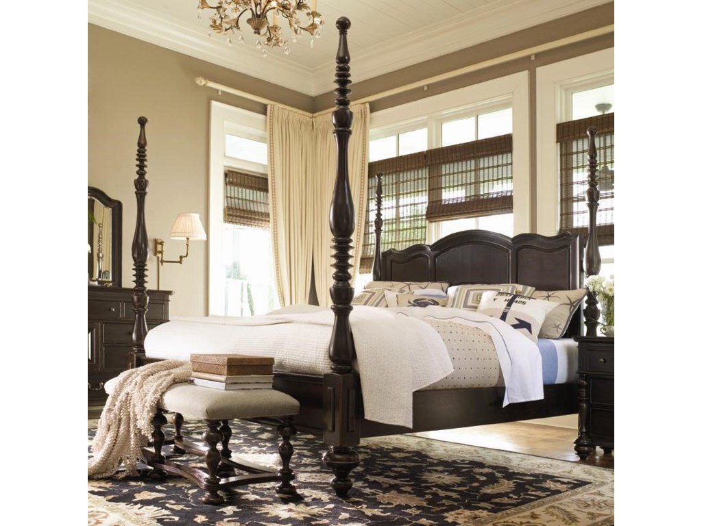 Shown with Savannah Poster Bed