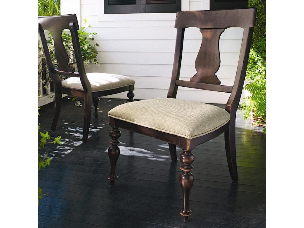 Paula Deen by Universal HomePaula's Dining Side Chair