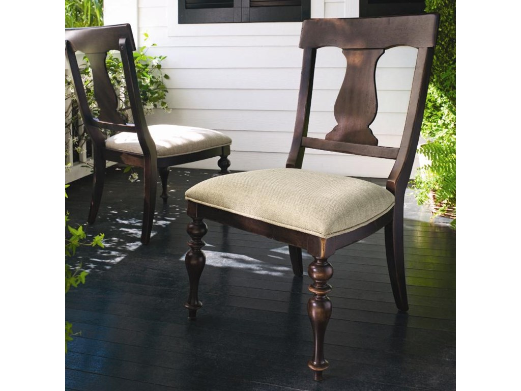 Paula Deen by Universal HomePaula's Dining Side Chair