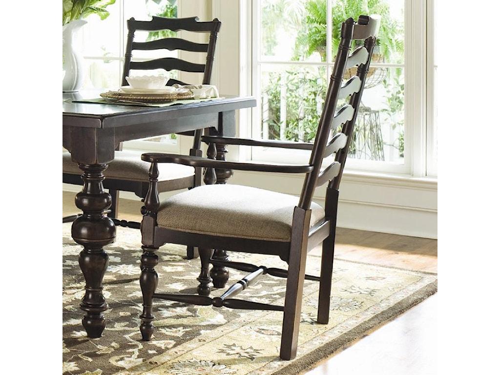 Paula Deen by Universal HomeMike's Dining Arm Chair