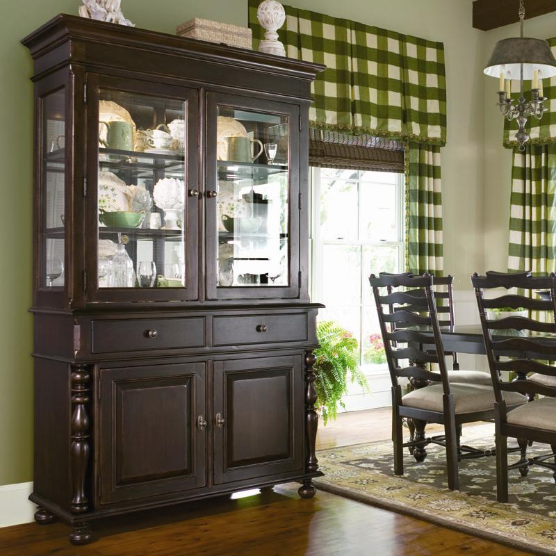 Paula Deen By Universal Paula Deen HomeChina Cabinet ...