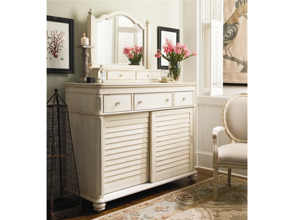 Shown with The Lady's Dresser