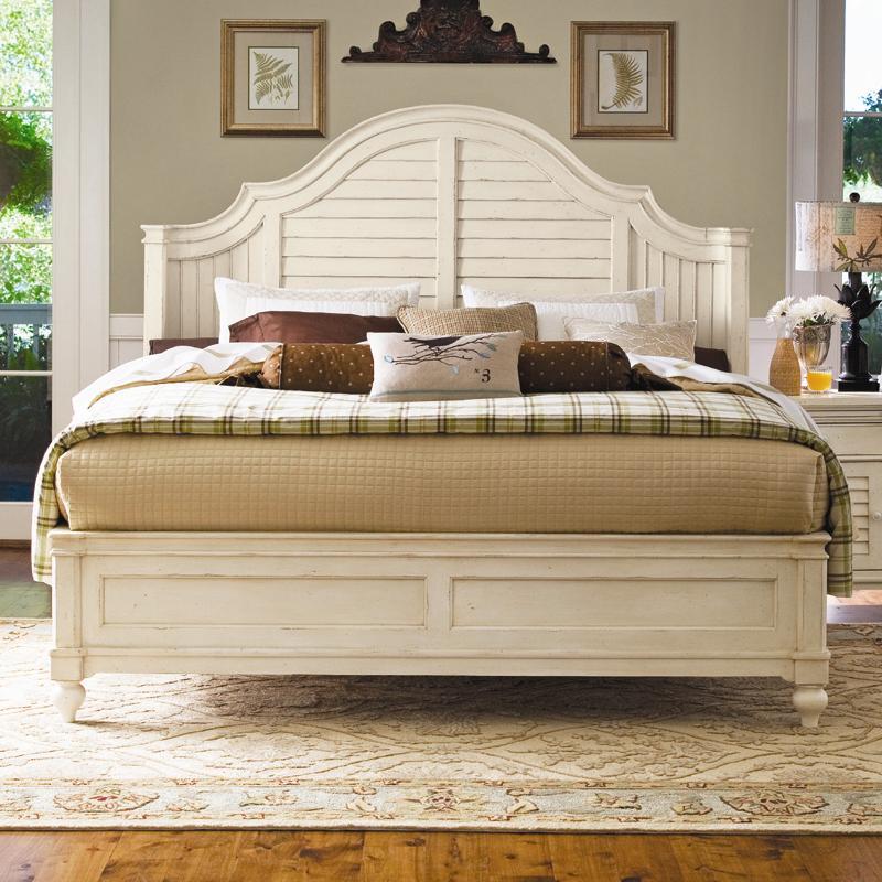 Paula Deen By Universal Paula Deen HomeKing Steel Magnolia Bed