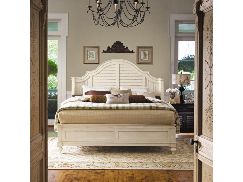 Shown with nightstand with doors in Tobacco finish