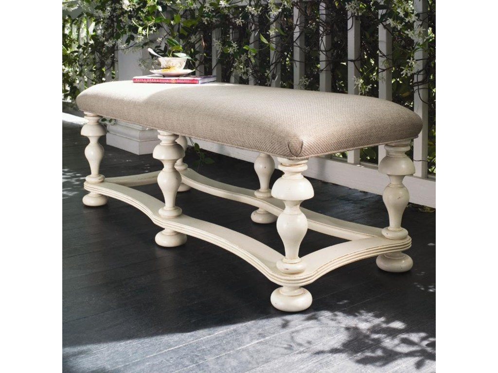 Paula Deen PinehurstBed End Bench