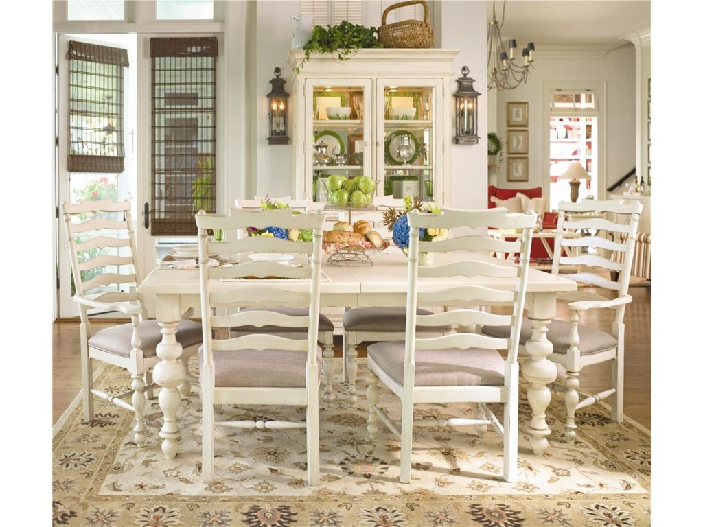 paula deen home mike's dining side chair