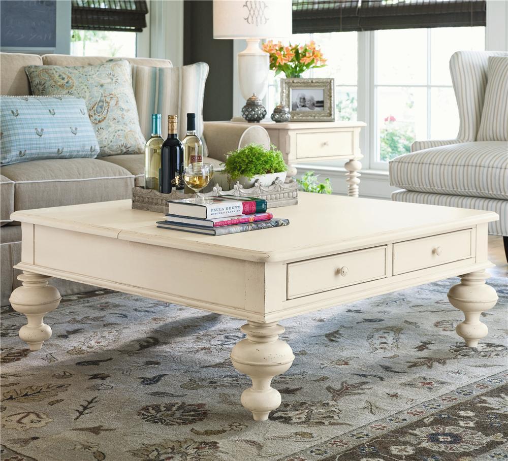 Bon Paula Deen By Universal HomePut Your Feet Up Table ...