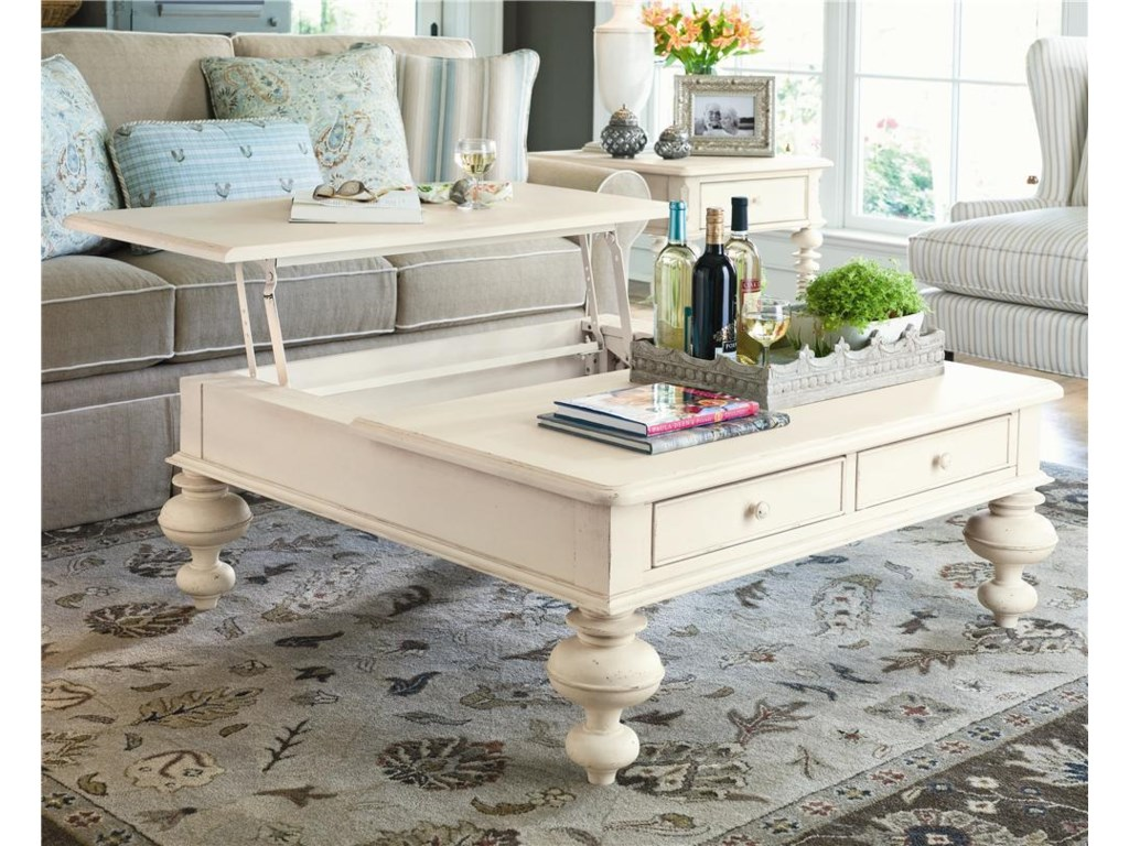 Paula Deen by Universal HomePut Your Feet Up Table