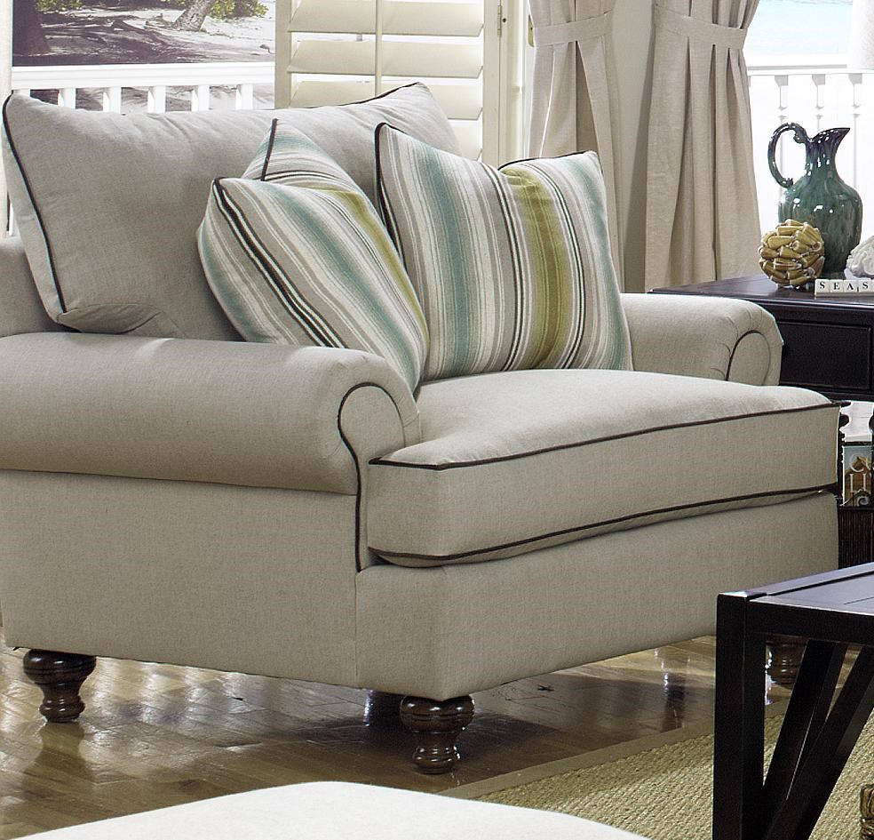 Charming Paula Deen By Craftmaster P711700Upholstered Chair ...