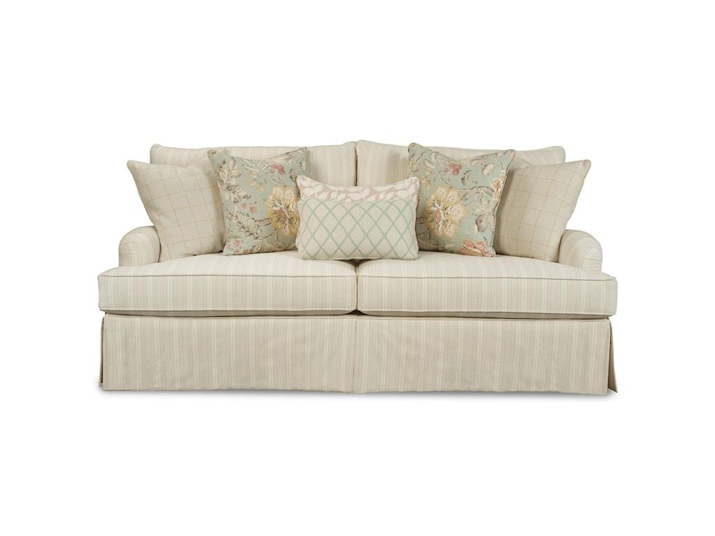 Paula Deen by Craftmaster P973650BD98 Inch Sofa