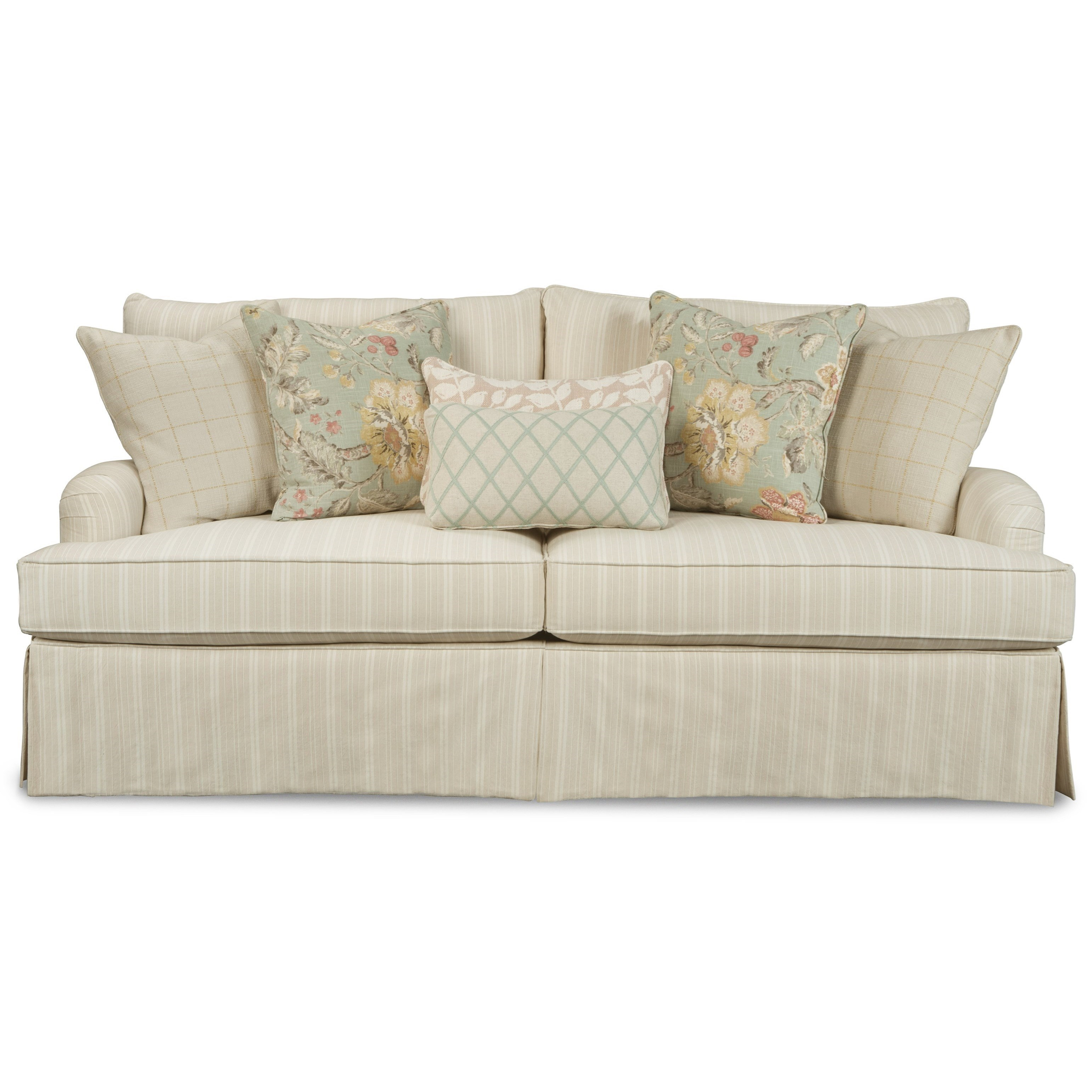 Bon Paula Deen By Craftmaster P973650BD98 Inch Sofa