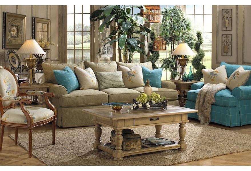 P997000 Loose Pillow Back Sofa