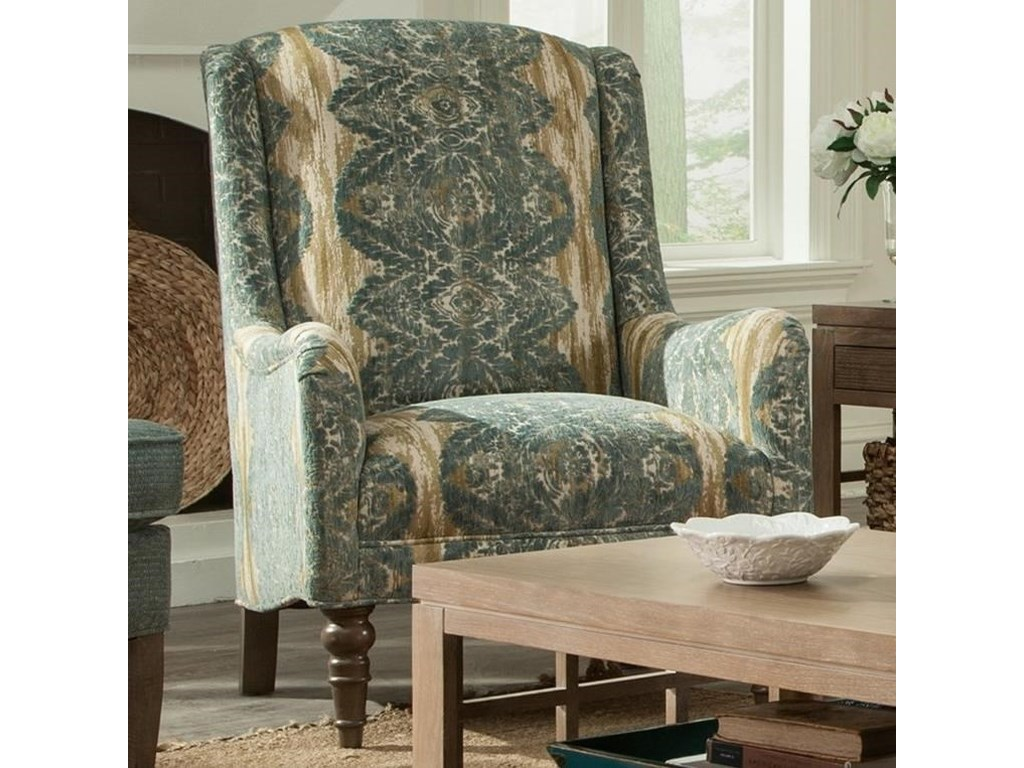 Paula Deen by Craftmaster Paula Deen Upholstered Accents Traditional ...